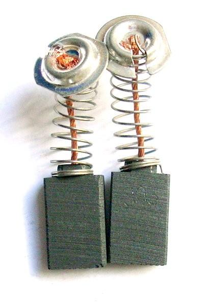 Kohlebürsten Gomes, kompatibel Makita CB-253 (7x11x16,5)