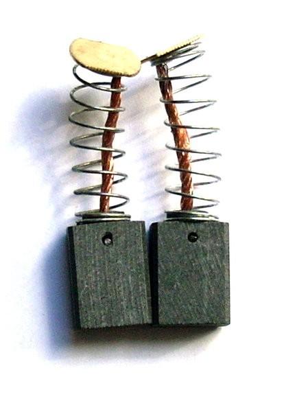 Kohlebürsten GOMES, kompatibel Kohlebürsten Makita CB-408/CB-410/CB-411/CB-422 (6x9x12)