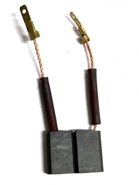 Kohlebürsten GOMES, kompatibel Kohlebürsten Kress OF 6990, OF 6990 E, FM 6990 E, FM 6955