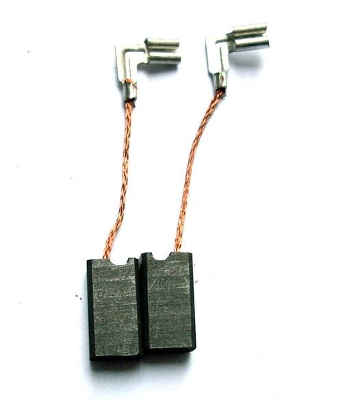 Kohlebürsten GOMES, kompatibel Kohlebürsten Festool RO 2 E, RAS 115.08 E