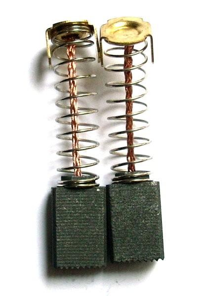 Kohlebürsten GOMES, kompatibel Kohlebürsten Makita CB-103/CB-102/CB-101/CB-100 (6x10x15)